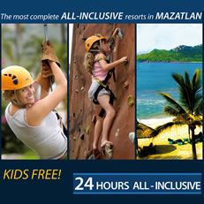 Book Now! The most complete All Inclusive resorts in Mazatlan!